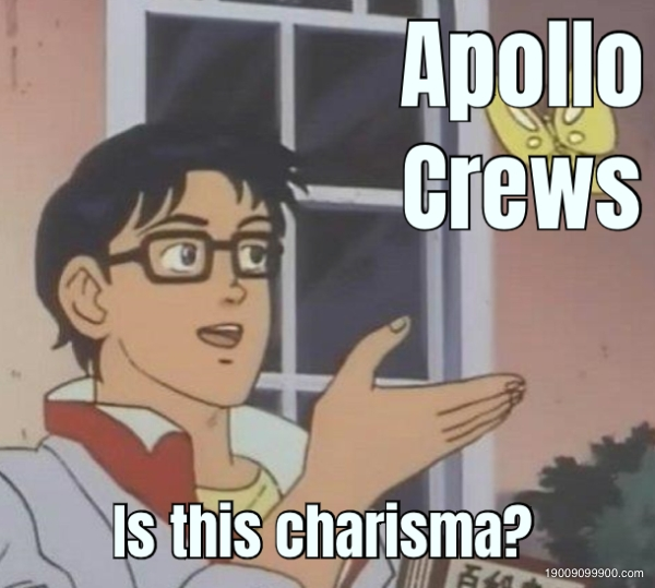 Is this charisma?