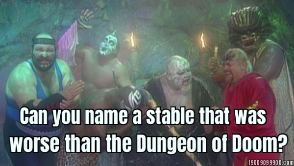 Can you name a stable that was worse than the Dungeon of Doom?