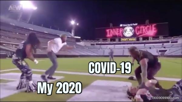 My 2020 COVID-19