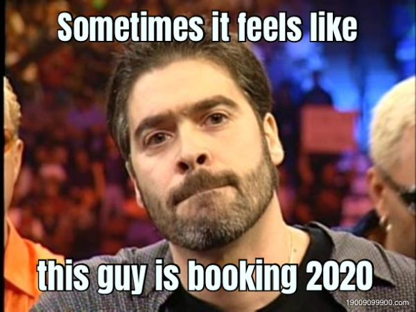Russo booking 2020