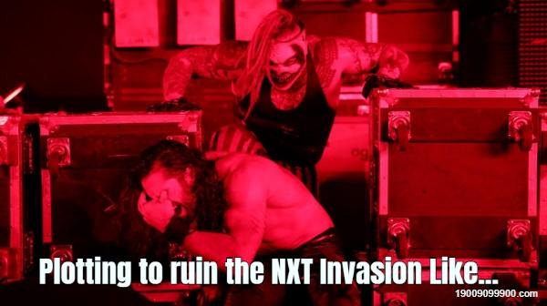 NXT Invasion?