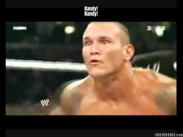 Randy! Randy!